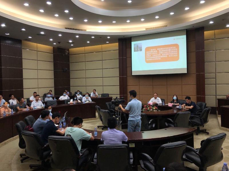 西樵镇成功举办《民法典》暨物业服务企业安全生产专题讲座